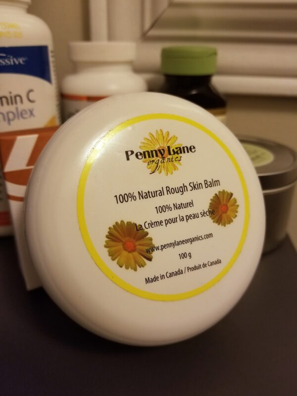 Why You Should Try Penny Lane Organics Skin Soothing Balm for Eczema